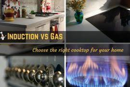 Induction Versus Gas Cooktop Induction Technology Looking At Cooktops And Cookware