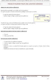 transfert si e social sarl guide des formalités légales pdf