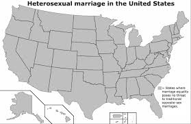 Marriage Equality Map World by Heterosexual Marriage Still Unthreatened In All 50 States