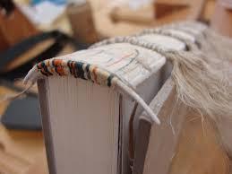 book headband 12 bookbinding headbands tutorial ibookbinding paperi