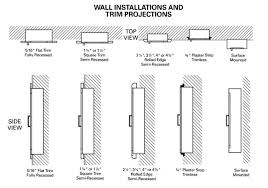 semi recessed fire extinguisher cabinet semi recessed fire extinguisher cabinet best furniture for home