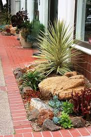 Rock Garden Succulents Garden Design Garden Design With Succulent Garden On Pinterest