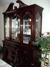 corner china cabinet ashley furniture dining room set with china cabinet ashley furniture 10 pc w sets