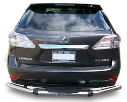 lexus 2010 lexus rx350 rear bumper guard 2010 to 2015 idfr com
