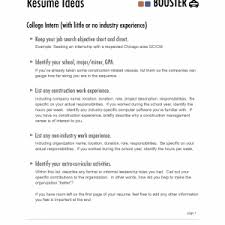 Fascinating Great Resume Objective Examples by Resume Objective Samples For Any Job Eyegrabbing Resume