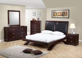Laminate Flooring In Bedrooms Bedroom Breathtaking Wooden Bedside Table And Grey Fur Rug On