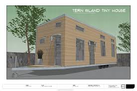 tern island tiny house on wheels complete building plans