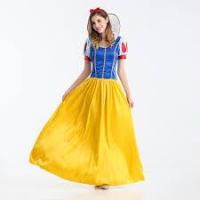 Snow White Halloween Costume Women Buy Wholesale Snow White Costume China Snow