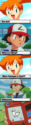 Misty Meme - i wonder what it evolves into by kev kev meme center