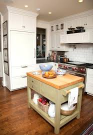 kitchen island with attached table small kitchen island table thelt co