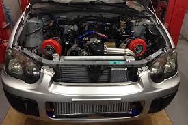 supercharged subaru wrx video twin turbo ls1 swapped wide body wrx wagon