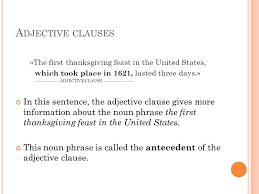 e ng 106 writing pack chapter 4 adjective clauses ppt