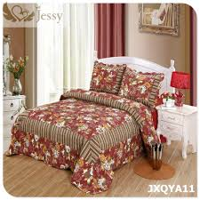 popular quilted bed sets buy cheap quilted bed sets lots from