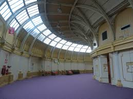 reflections on interior studies tour of winter gardens blackpool