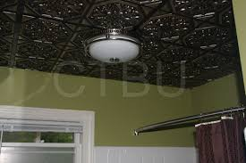 Drop Ceiling Tiles For Bathroom Plastic Glue Up Drop In Decorative Ceiling Tiles