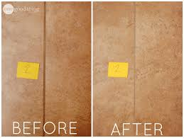 Cleaning White Grout The Best Way To Clean Grout One Thing By Jillee