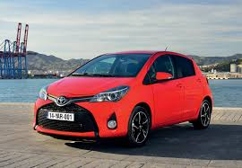 2014 toyota yaris specs and photots rage garage