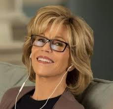 are jane fonda hairstyles wigs or her own hair spectacular jane fonda hairstyles wavy hair with bang hair