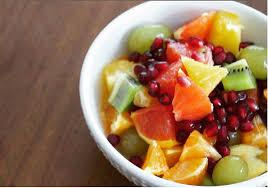 cuisine hiver camille cuisine recette de salade de fruits d hiver