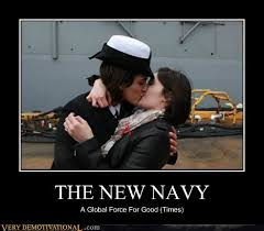 Sexy Lesbian Memes - very demotivational navy very demotivational posters start