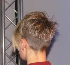 look at short haircuts from the back back view of super short haircuts hair