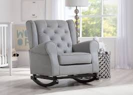 Where To Buy Rocking Chair For Nursery Nursery Rocking Chair Dove Grey Bundle Delta Children