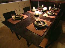 free dining room table plans how to build an expandable dining room table hgtv