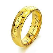 halloween rings the hobbit costume jewelry
