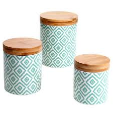 kitchen canister sets walmart certified international chelsea 3 kitchen canister set