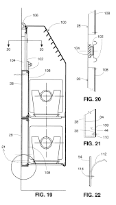 patent us6422477 heat recovery reflector for baseboard heat