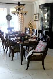 christmas woodland dining room graceful order