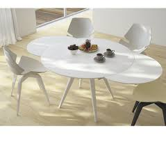 magnificent round extendable dining table dining room great hudson