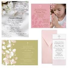 communion invitations for girl a catholic holy communion invitations