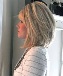 medium length angled hairstyles medium stacked hairstyle 1000 images about hair cuts on pinterest