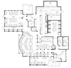 Floor Plans With Furniture Top 25 Best Restaurant Plan Ideas On Pinterest Cafeteria Plan