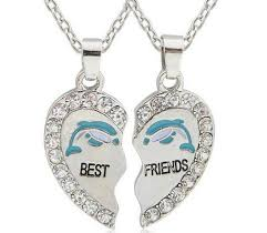 best friend heart necklace images Best friend necklaces everything you want to know jpg