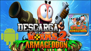 worms 2 armageddon apk descargar worms 2 armageddon para android apk datos sd