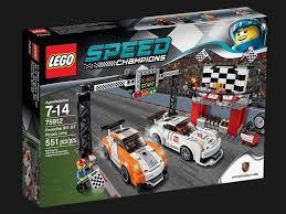 lego porsche 918 duo porsche 911 gt ziel lego 75912 selection rs
