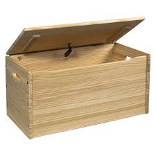 little colorado solid wood toy storage chest hayneedle