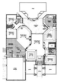 adobe floor plans st augustine mediterranean plan 047d 0163 house plans and more