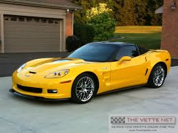 corvette zr1 yellow 2010 velocity yellow hardtop corvette corvette