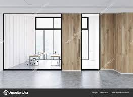 bureaux modernes intérieur du de bureaux modernes verre photographie