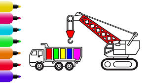 gallery of constructions bot coloring pages for kids printable