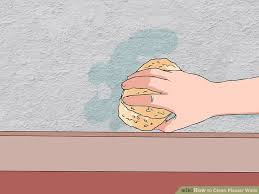 how to clean wall stains 5 ways to clean plaster walls wikihow