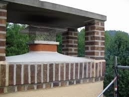 Outdoor Fireplace Caps by Flue Liner Vs Chimney Cap Masonry Contractor Talk