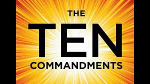 the ten commandments song youtube