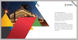 architecture brochure templates free 15 free corporate bifold and trifold brochure templates free
