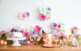 backdrop paper diy paper flower backdrop best friends for frosting