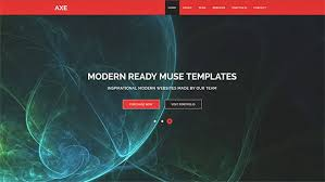 free muse template axe muse template x5tuts