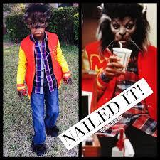 Werewolf Costume Diy Thriller Werewolf Costume Home Blog